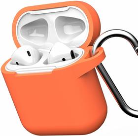 Gear4 Apollo Etui Ochronne do AirPods 2 / AirPods 1 (Coral)