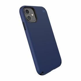 Speck Presidio2 Pro Etui Ochronne do iPhone 11 z Powłoką Microban (Coastal Blue/Black/Storm Grey)
