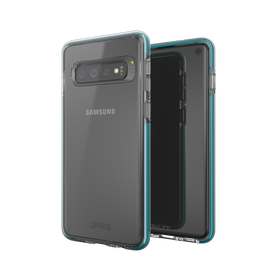 Gear4 D3O Piccadilly Etui Obudowa do Samsung Galaxy S10 (Teal)
