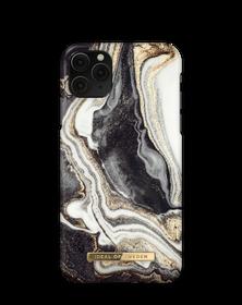 iDeal of Sweden Fashion Etui Obudowa do iPhone 11 Pro Max / iPhone Xs Max (Golden Ash Marble)