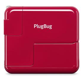 Twelve South PlugBug Duo Ładowarka Podróżna z Dwona Złączami USB