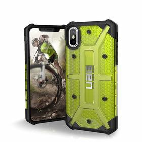 Urban Armor Gear UAG Plasma Etui Ochronne do iPhone Xs / iPhone X (Citron)