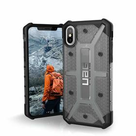 Urban Armor Gear Plasma Etui Pancerne do iPhone Xs / iPhone X (Ash)