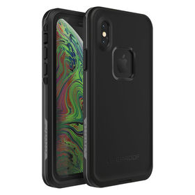 LifeProof FRĒ Etui Wodoszczelne IP68 do iPhone Xs (Asphalt)