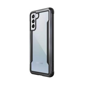 Raptic Shield Etui Aluminiowe do Samsung Galaxy S21+ (Antimicrobial Protection) (Black)