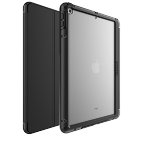 OtterBox Symmetry Folio Obudowa Ochronna z Uchwytem Apple Pencil do iPad 9.7 (2018) / iPad 9.7 (2017) (Black)