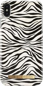(EOL) iDeal of Sweden Fashion Case Etui Obudowa do iPhone Xs Max (Zafari Zebra)