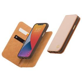 Moshi Overture Etui Portfel 3w1 do iPhone 12 Pro Max (Luna Pink)