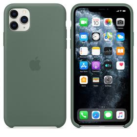 Apple Silicone Case Oryginalne Silikonowe Etui do iPhone 11 Pro Max (Sosnowy)