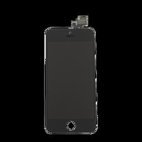 Wyświetlacz LCD z Ekranem Dotykowym do iPhone 5 (Czarny) (Premium High Quality)