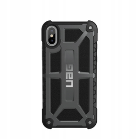 Urban Armor Gear Monarch Etui Pancerne do iPhone Xs / iPhone X (Graphite)