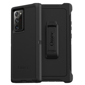 OtterBox Defender Etui Pancerne z Klipsem do Samsung Galaxy Note20 Ultra (Black)