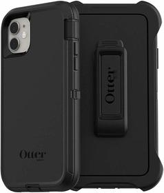 OtterBox Defender Etui Pancerne z Klipsem do iPhone 11 (Black)