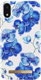 iDeal of Sweden Fashion Case Etui Obudowa do iPhone Xr (Baby Blue Orchids)