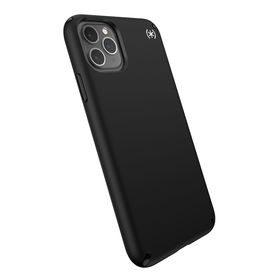 Speck Presidio2 Pro Etui Ochronne do iPhone 11 Pro Max z Powłoką Microban (Black/Black/White)
