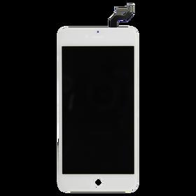 Wyświetlacz LCD z Ekranem Dotykowym do iPhone 6S Plus (Biały) (Premium High Quality)