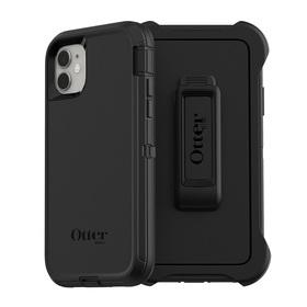 OtterBox Defender Etui Pancerne z Klipsem do iPhone 11 (Black)