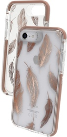 Gear4 Victoria Etui Obudowa do iPhone SE (2020) / iPhone 8 / iPhone 7 (Feathers)