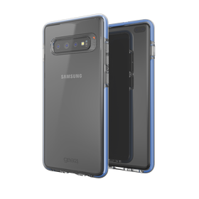 Gear4 D3O Piccadilly Etui Obudowa do Samsung Galaxy S10+ Plus (Blue)