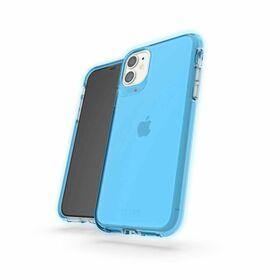Gear4 Crystal Palace Neon Etui Obudowa do iPhone 11 (Neon Blue)