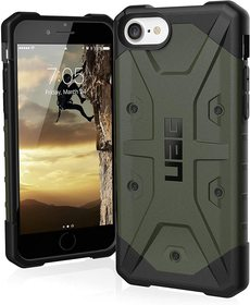 Urban Armor Gear Pathfinder Etui Pancerne do iPhone SE (2020) / iPhone 8 / iPhone 7 (Olive)