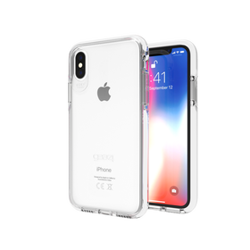 Gear4 D3O Piccadilly Etui Obudowa do iPhone Xs / X (White)