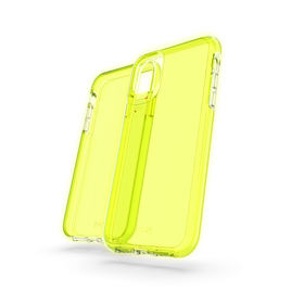 Gear4 Crystal Palace Etui Ochronne do iPhone 11 (Neon Yellow)