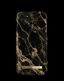 iDeal of Sweden Fashion Etui Obudowa do iPhone SE (2020) / iPhone iPhone 8 / iPhone 7 (Golden Smoke Marble)