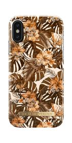 iDeal of Sweden Fashion Case Etui Obudowa do iPhone Xs / iPhone X (Autumn Forest)