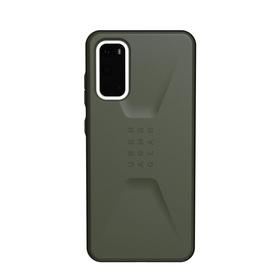 Urban Armor Gear Civilian Etui Pancerne do Samsung Galaxy S20 (Olive Drab)