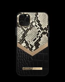 iDeal of Sweden Atelier Etui Obudowa do iPhone 11 Pro / iPhone Xs / iPhone X (Midnight Python)