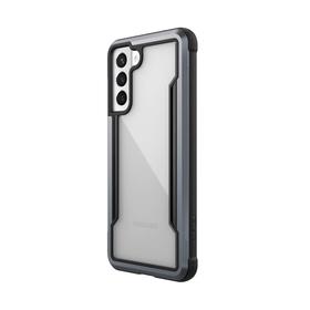 Raptic Shield Etui Aluminiowe do Samsung Galaxy S21 (Antimicrobial Protection) (Black)