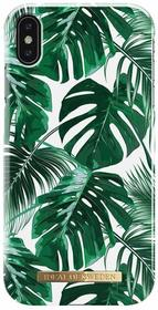 iDeal of Sweden Fashion Case Etui Obudowa do iPhone Xs Max (Monstera Jungle)