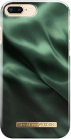 iDeal of Sweden Fashion Case Etui Obudowa do iPhone 8 Plus / iPhone 7 Plus / iPhone 6S Plus / iPhone 6 Plus (Emerald Satin)