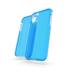 Gear4 Crystal Palace Etui Ochronne do iPhone 11 (Neon Blue)