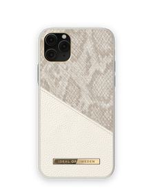 iDeal of Sweden Atelier Etui Obudowa do iPhone 11 Pro / iPhone Xs / iPhone X (Pearl Python)