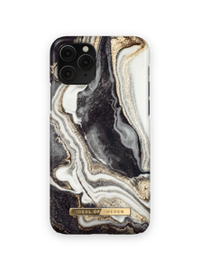 iDeal of Sweden Fashion Etui Obudowa do iPhone 11 Pro / iPhone Xs / iPhone X (Golden Ash Marble)