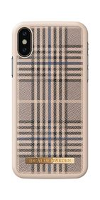 iDeal of Sweden Fashion Case Etui Obudowa do iPhone Xs / iPhone X (Oxford Beige)
