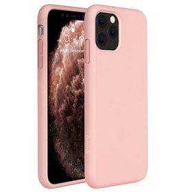 Crong Color Cover Etui Obudowa do iPhone 11 Pro (Rose Pink)