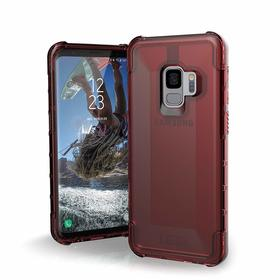 Urban Armor Gear Plyo Etui Pancerne do Samsung Galaxy S9 (Crimson)