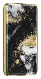 iDeal of Sweden Fashion Power Bank 5000 mAh (Black Galaxy Marble)