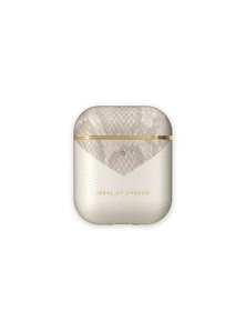 iDeal of Sweden Atelier Case Etui Obudowa do AirPods 2 / AirPods 1 (Pearl Python)