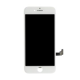 Wyświetlacz LCD z Ekranem Dotykowym do iPhone 8 (Biały) (Premium High Quality)