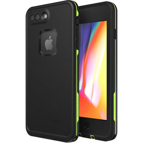 LifeProof FRĒ Etui Wodoszczelne IP68 do iPhone 8 Plus / iPhone 7 Plus (Asphalt)