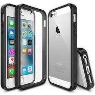 Ringke Fusion Etui Obudowa do iPhone SE / 5S / 5 (Black)