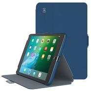 Speck StyleFolio Etui Pokrowiec iPad Mini 4 (Deep Sea Blue/Nickel Grey)