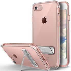 Obliq Naked Shield Kickstand Etui z Podstawką do iPhone 8 / 7 (Rose Gold)