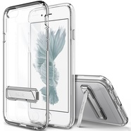 Obliq Naked Shield Kickstand Etui Z Podstawką iPhone 6S / 6 (Clear)