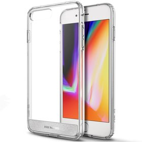 Obliq Naked Shield Etui Obudowa do iPhone 8 Plus / 7 Plus (Clear)