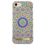 IDEAL FASHION CASE ETUI OBUDOWA IPHONE 8 / 7 / 6S / 6 (MOROCCAN ZELLIGE)